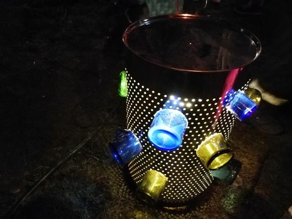 Мастер-класс по изготовлению светильников