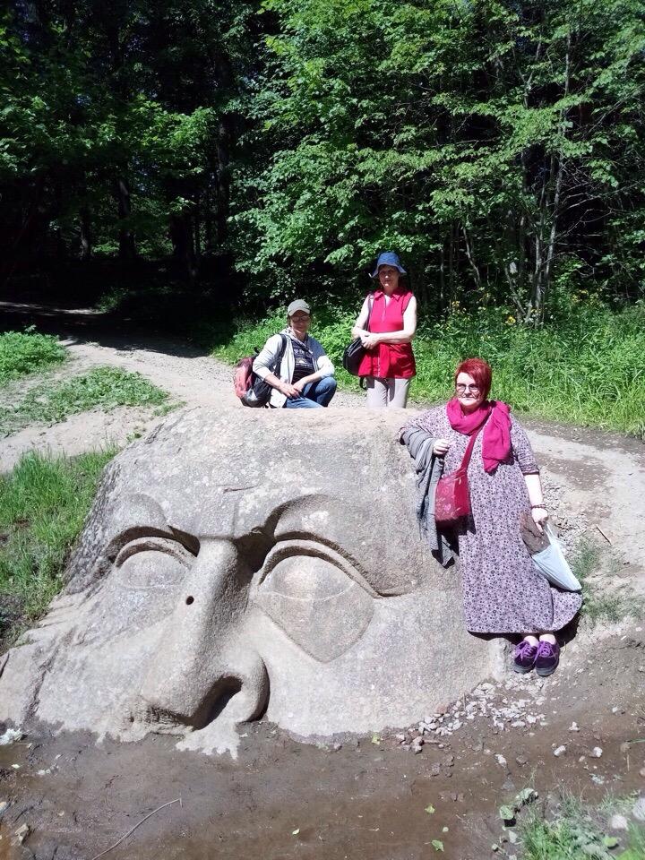 Экологический выезд в Сергиевку