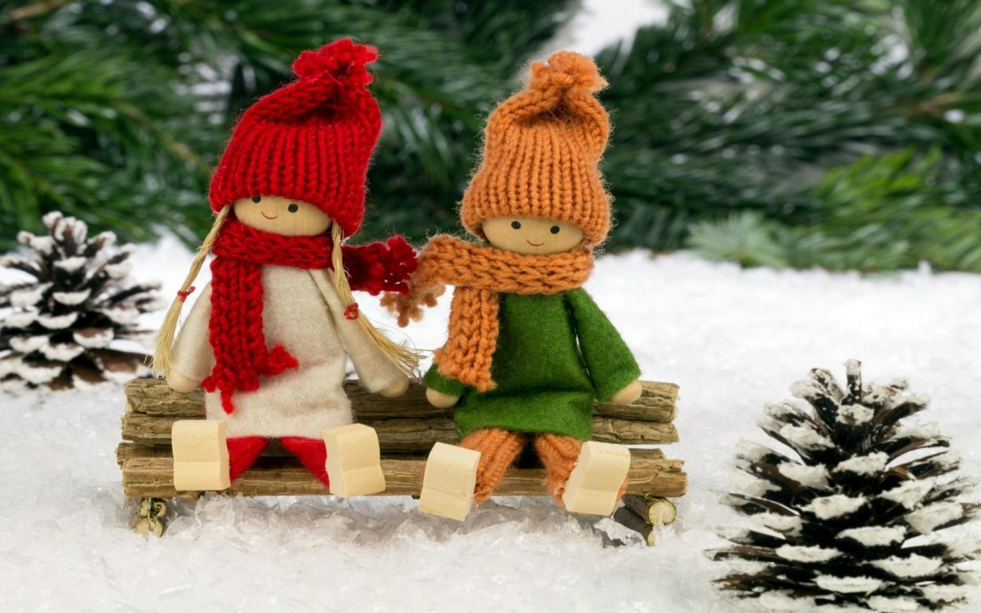 Выпускной и Новогодний